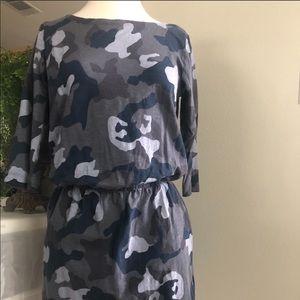 Banana Republic Camo Dress
